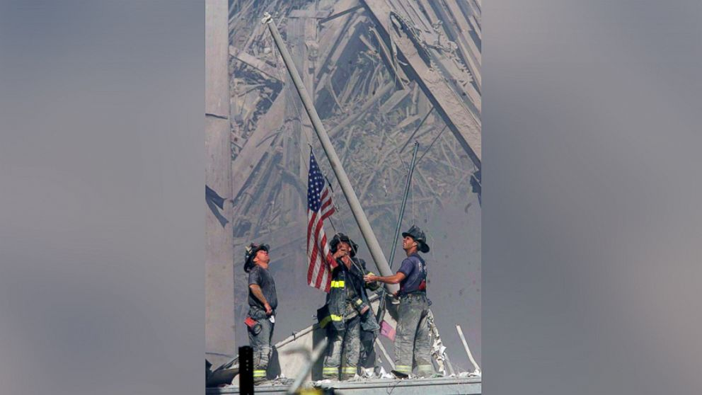 9/11 flag believed to be lost found in Washington state