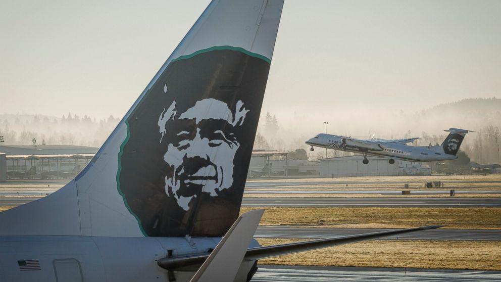 Alaska Airlines Flight Diverted After Man Allegedly Tried