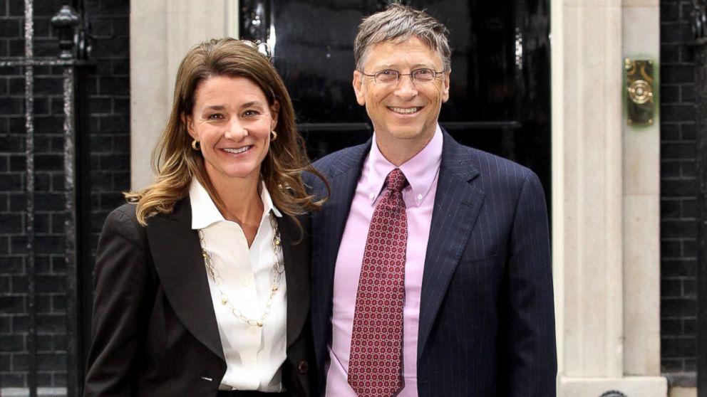Melinda Gates Shares Passion for Work of Nonprofit, Goals ...