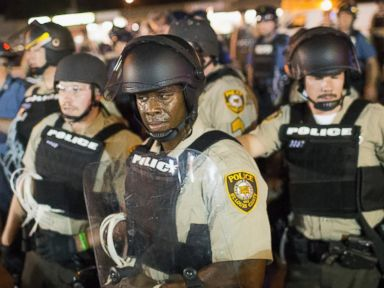 Ferguson Sued Over Alleged 'Racial Bias' in Policing