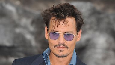 PHOTO: Jonny Deep attends the UK premiere