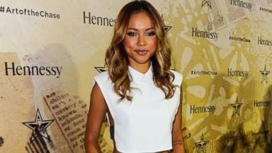 PHOTO: Karrueche Tran attends the Hennessy V.S x Shepard Fairey Launch Event at Create Nightclub, July 11, 2014, in Hollywood, Calif.