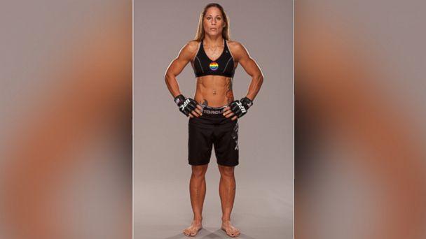 GTY Liz Carmouche1 ml 131120 16x9 608 Liz Carmouche, Marine and UFC Trailblazer