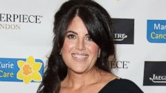 PHOTO: Monica Lewinsky at the Masterpiece Marie Curie Summer party at The Royal Hospital Chelsea in London, England, June 30, 2014.