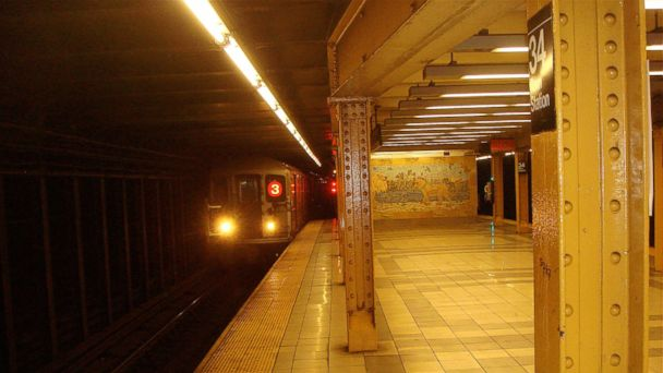GTY NYC Subway TG 140630 16x9 608 How a Woman on Tracks Survived 3 Subway Trains in NYC
