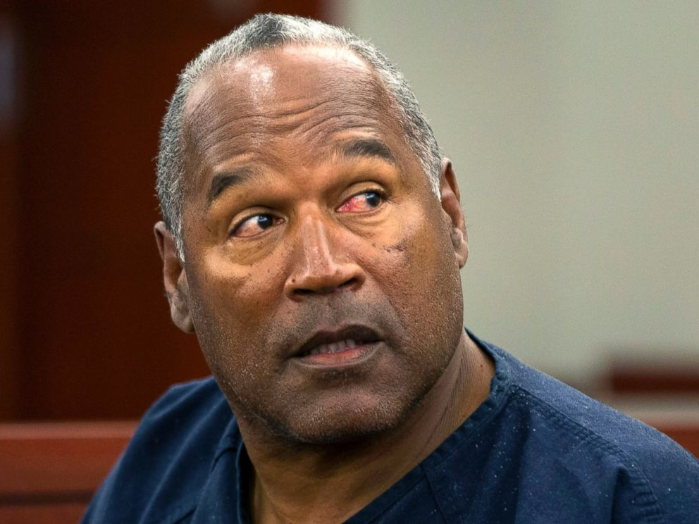 Tips: O. J. Simpson, 2017s alternative hair style of the confident mysterious  criminal