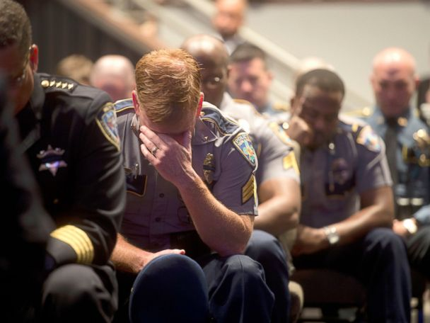 Deadly Ambush Attacks Against Cops Have Increased Dramatically: Report
