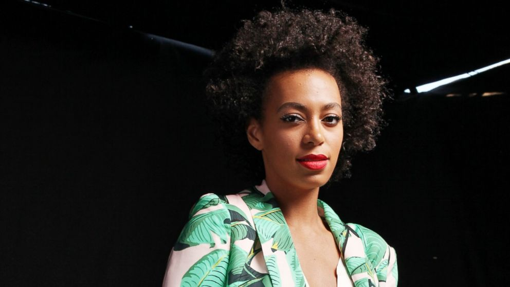 PHOTO: Solange Knowles poses for a portrait during SXSW on March 14, 2013 in Austin, Texas.