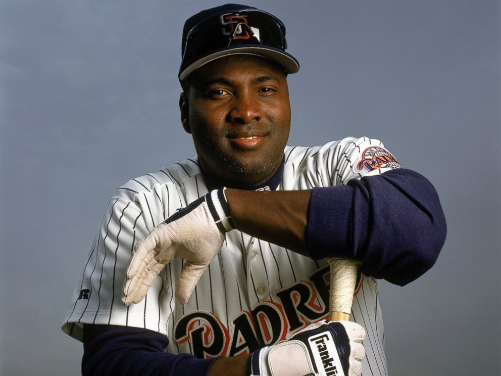 Baseball Legend Tony Gwynn Dead at 54