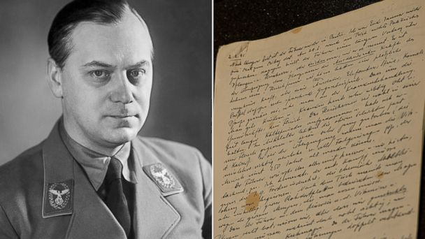 GTY alfred rosenberg diary jef 131218 16x9 608 Top Hitler Aides Diary Posted Online
