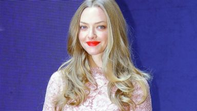 PHOTO: Amanda Seyfried attends the Cle De Peau Beaute press conference in Seoul, South Korea