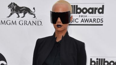 PHOTO: Model Amber Rose attends the 2014 Billboard Music Awards at the MGM Grand Garden Arena, May 18, 2014, in Las Vegas.