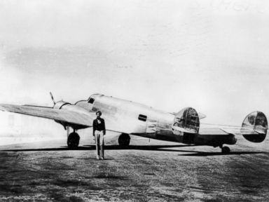 A History of Disappearing Flights: Amelia Earhart, Bermuda Triangle and More