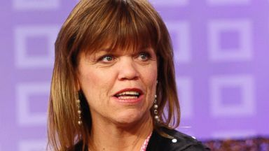"PHOTO: Amy Roloff appears on the ""Today"" show."