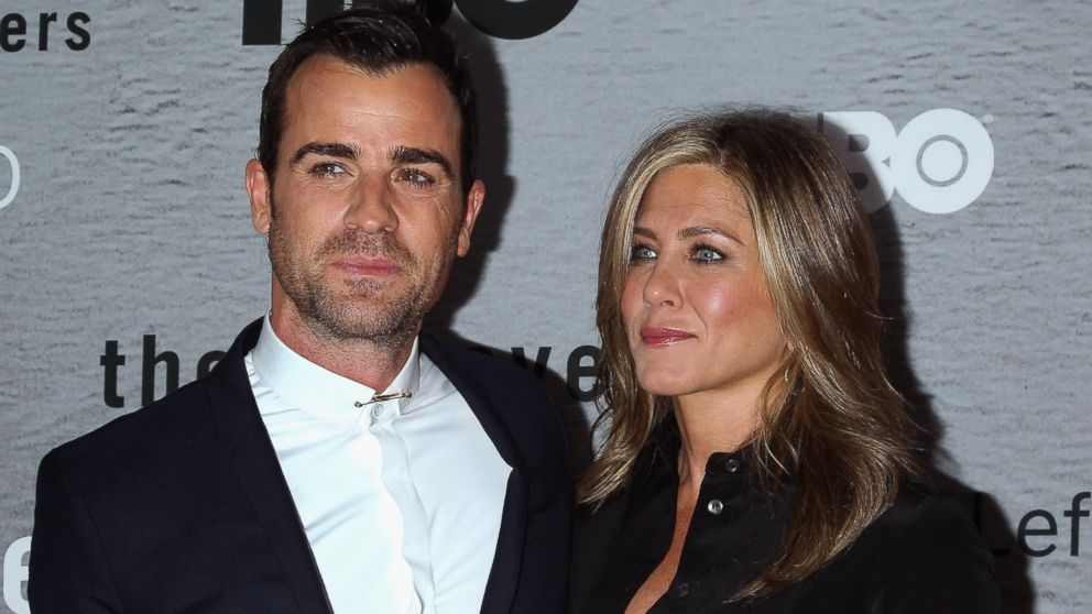 who is justin theroux dating
