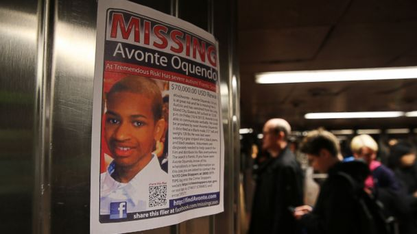 GTY avonte oquendo jtm 140117 16x9 608 Remains Found in New Yorks East River Could Be Avonte Oquendo