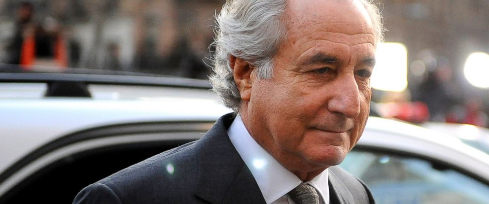 PHOTO: Bernard Madoff arrives at Manhattan Federal court, March 12, 2009 in New York.