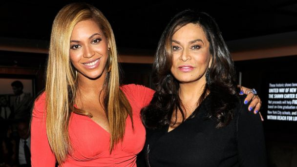 GTY beyonce tina knowls sk 140821 16x9 608 Beyonces Mom Quashes Divorce Rumors: Everythings Perfect