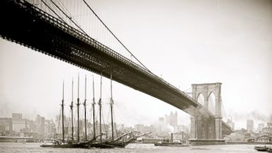 Brooklyn Bridge Through The Years