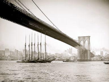 Photos: 129 Years of the Brooklyn Bridge
