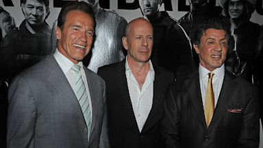 PHOTO: No Expendables 3 For Bruce Willis