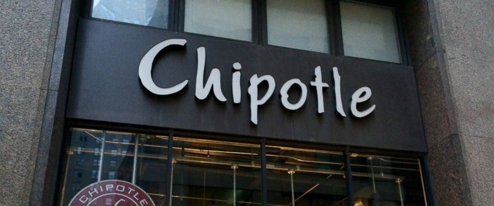 PHOTO: A Chipotle eatery in the Financial District of New York City is shown in this file photo, Jan. 29, 2015.