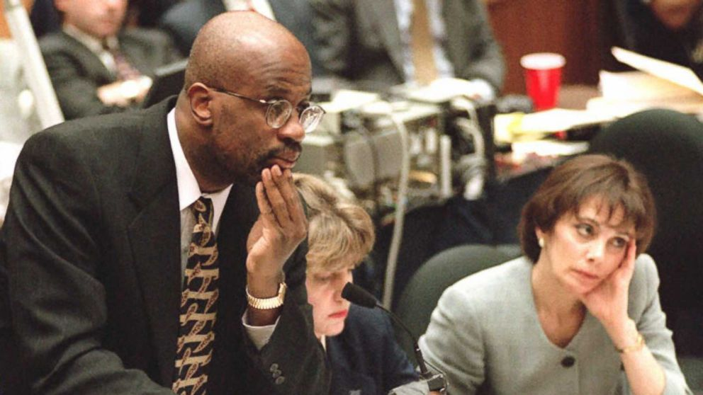 Christopher Darden Reveals New Details of OJ Simpson Trial ...