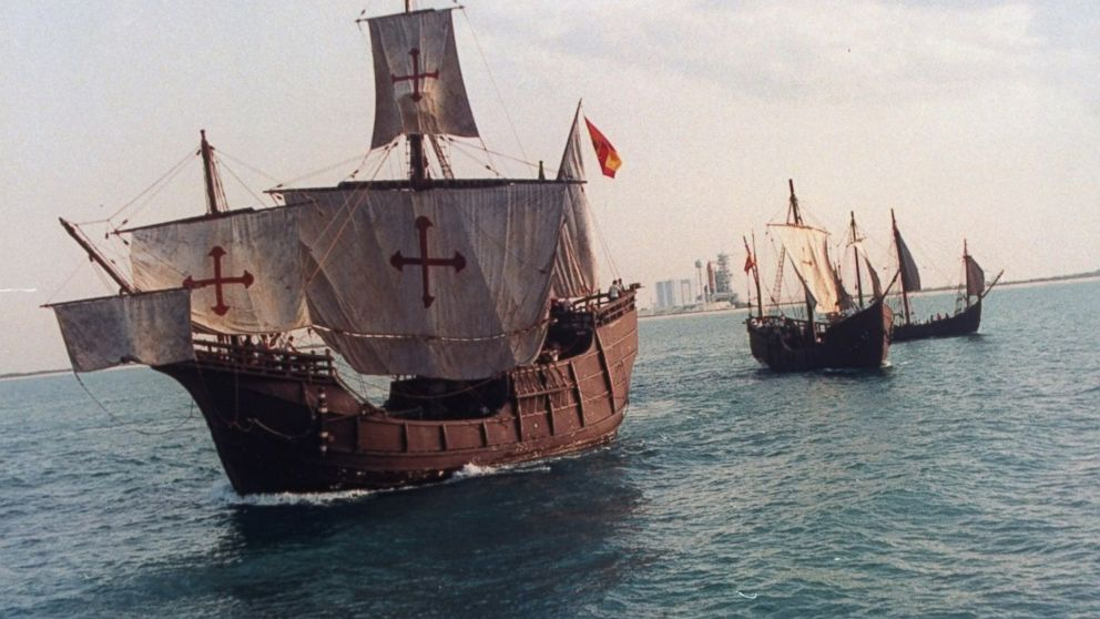 was christopher colombus a hero or Christopher columbus was not perfect, but with his daring and skill he paved the  way for america.