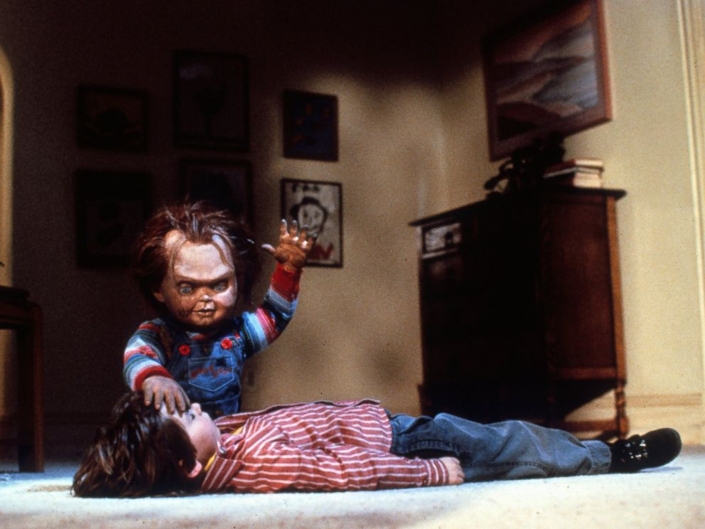 PHOTO: Chucky, pictured in a scene from the film Childs Play, 1988.