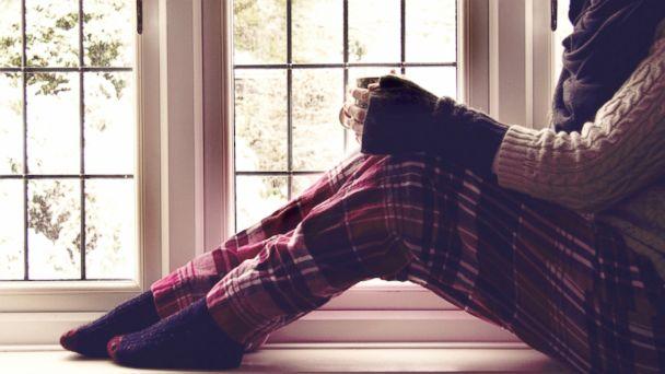 PHOTO: Shivering may cause weight loss.