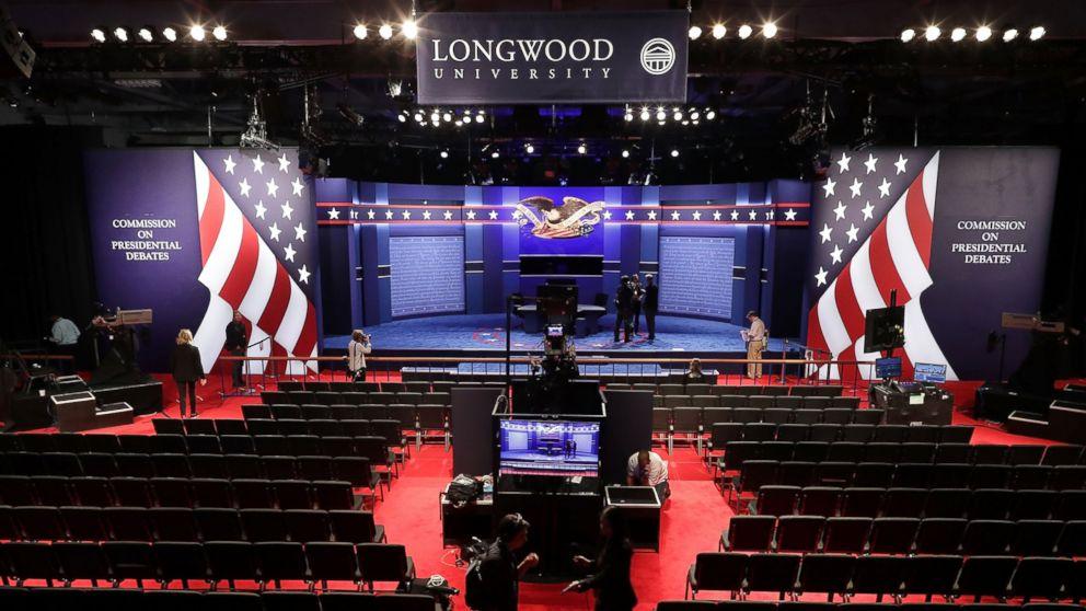 Mike Pence vs Tim Kaine in vice-presidential debate