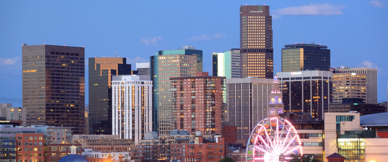 PHOTO: Denver is one of the ten cities with the lowest level of obesity.