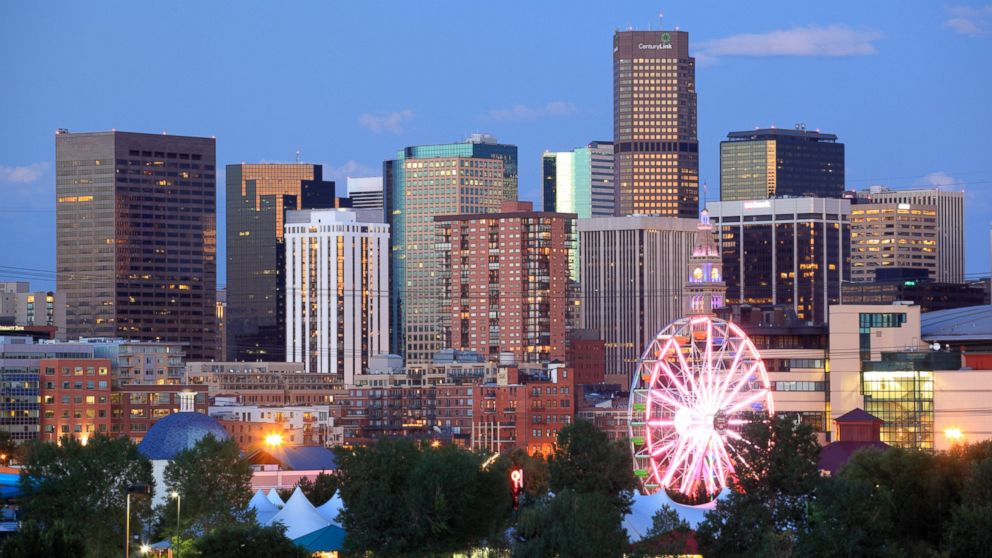 GTY denver jt 140406 16x9 992 Instant Index: Americas Fattest and Fittest Cities Revealed