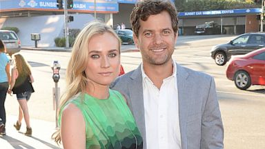 PHOTO:  Diane Kruger and Joshua Jackson