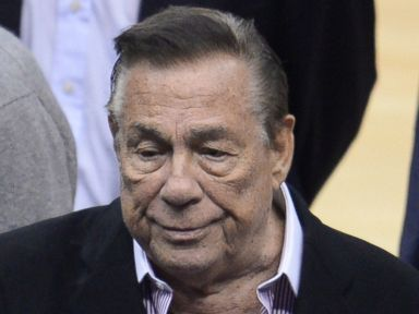 Donald Sterling Still Has Problems With Magic Johnson