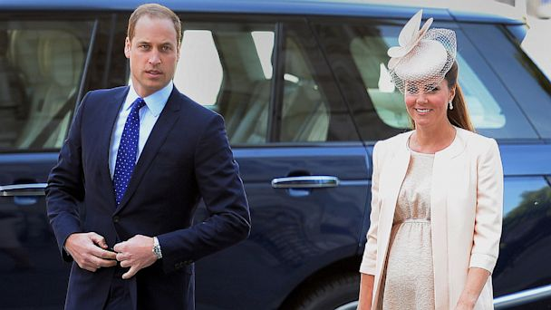 GTY duchess catherine dm 130708 16x9 608 Royal Baby to Be Named Prince or Princess of Cambridge