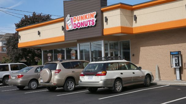 GTY dunkin donuts jtm 131016 16x9 608 Mass. Police Come Together To Help Solve Dunkin Donuts Robbery Spree