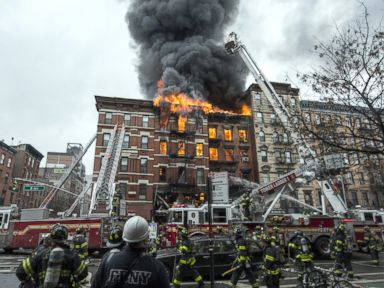 5 Indicted in Deadly NYC Building Fire Caused by Alleged Illegal Gas Line