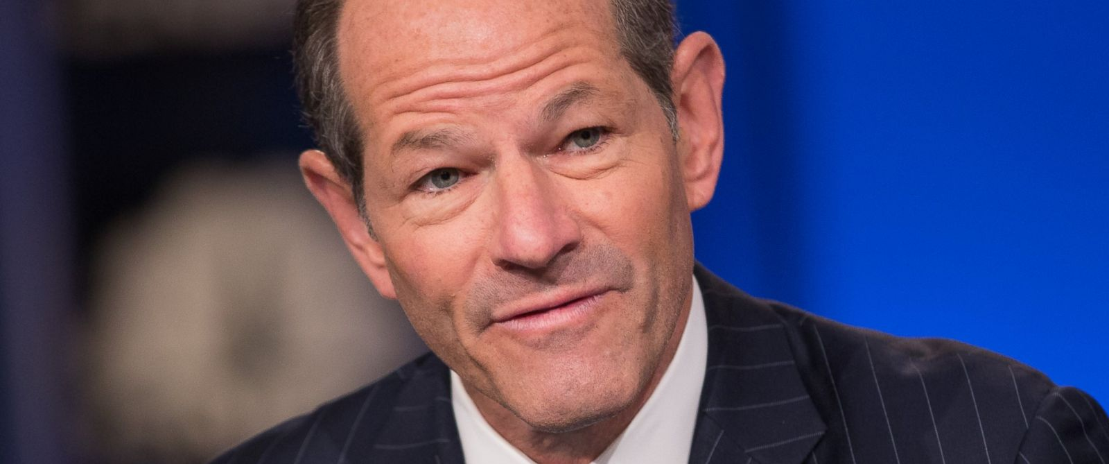 PHOTO:Eliot Spitzer is pictured during an interview on Jan. 5, 2015