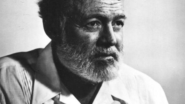 GTY ernest hemingway sk 140311 16x9 608 Instant Index: Ernest Hemingway Sent Love Letter to Marlene Dietrich