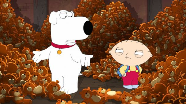 GTY family guy brian jef 131126 16x9 608 Family Guy Alert: Brian the Dog Is Coming Back!