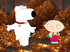PHOTO: Scene from FOXs Family Guy.