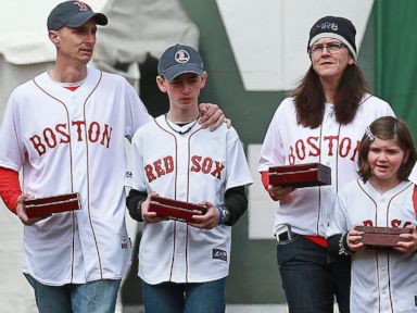 Family Finds Purpose and Healing After Boston Marathon Tragedy