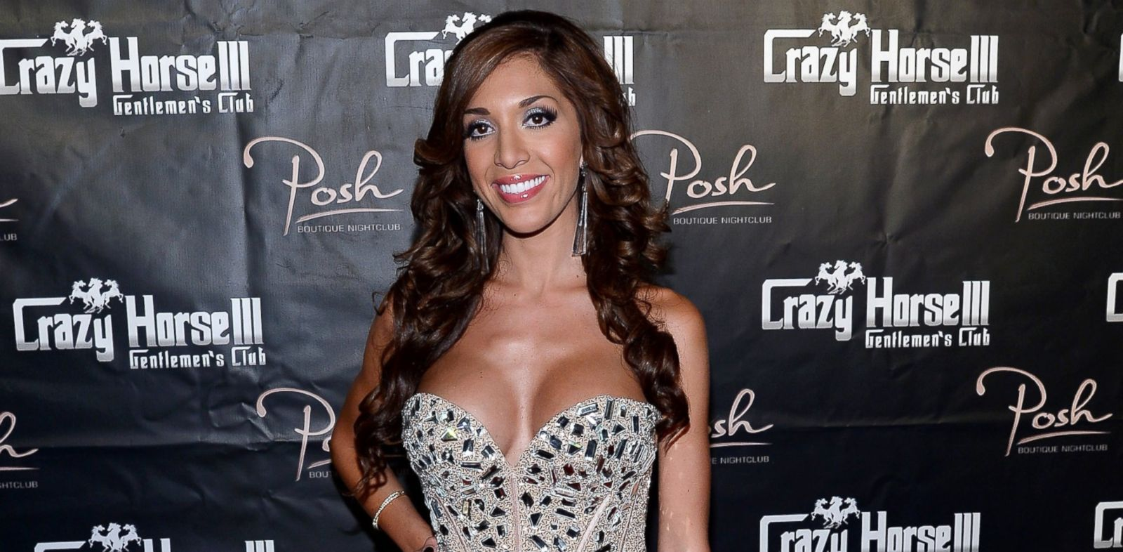 PHOTO: In this file photo, Farrah Abraham is pictured on Aug. 20, 2013 in Las Vegas, Nev.