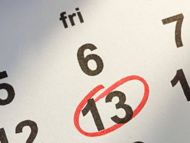 Friday, the 13th and Why Luck's With You This Year