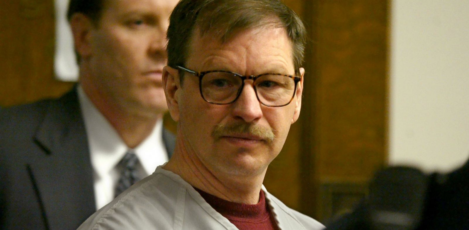 PHOTO: Gary Ridgway Speaks