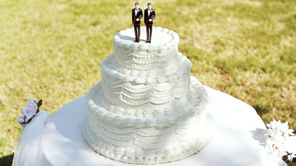 Wedding Cake Ideas For Gay Wedding : Judge Orders Colorado Bakery to Cater for Same-Sex ...