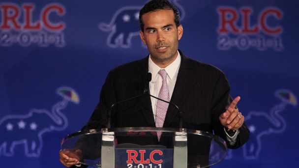 PHOTO: George P. Bush speaks during the 2011 Republican Leadership Conference in New Orleans, June 18, 2011.