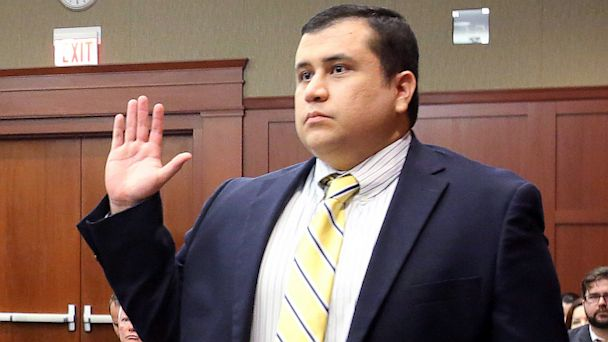GTY george zimmerman trial oath 167809489 jt 130713 16x9 608 7 of Your Most Burning Questions About the George Zimmerman Trial Answered