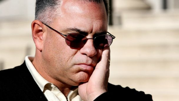 "PHOTO:John A. ""Junior"" Gotti, son of the late Gambino family crime boss, listens to his attorney address members of the media after a hearing on his tax payment status outside the Federal Court House in White Plains, New York, Nov. 27, 2007."